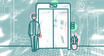 Десять правил этикета в лифте