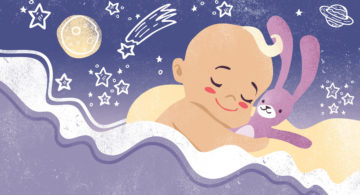 Родить ребенка и забыть про сон на три года