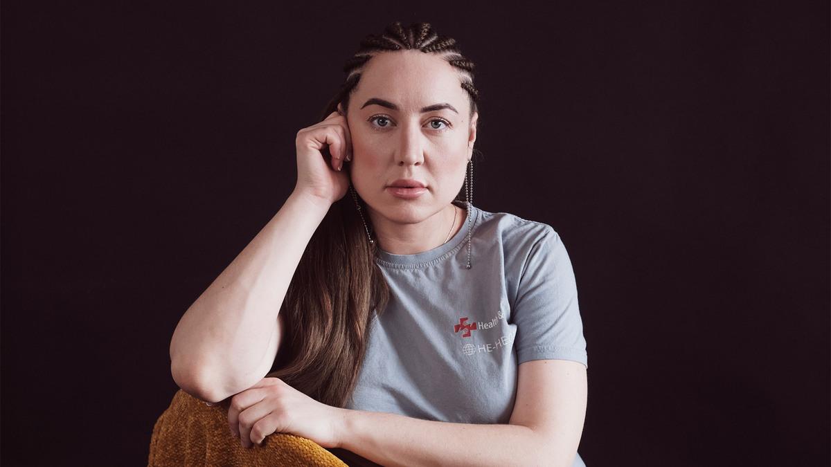 Виктория Валикова: Когда руки чем-то заняты, они не могут опуститься