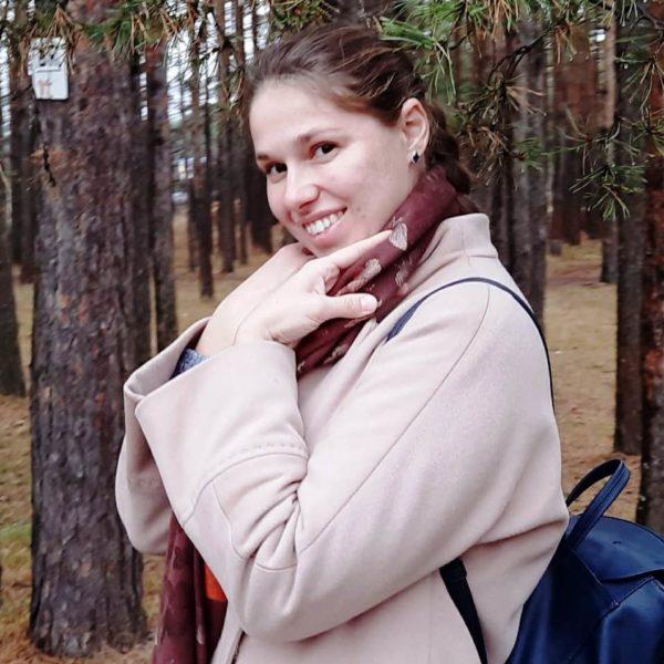 Виктория Каган-Кузнецова