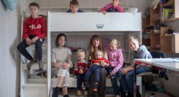 Дом у речки: быт и мечты мамы трех кровных и пяти приемных