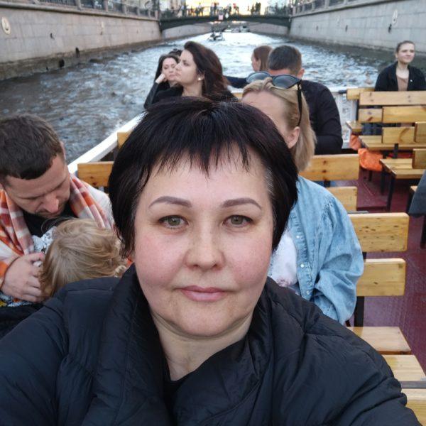 Марина Бовина